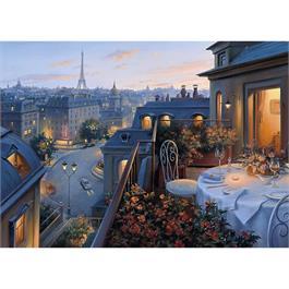An Evening in Paris Jigsaw 1000pc Thumbnail Image 1