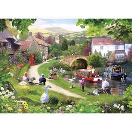 Life In The Slow Lane Jigsaw 1000pc Thumbnail Image 1