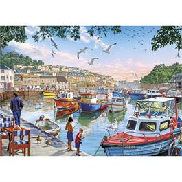 First Catch Jigsaw 1000pc Thumbnail Image 1