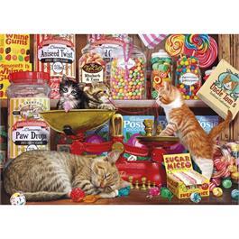 Paw Drops & Sugar Mice Jigsaw 1000pc Thumbnail Image 1
