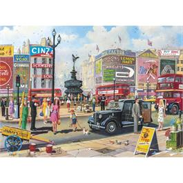 Piccadilly Jigsaw 1000pc Thumbnail Image 1