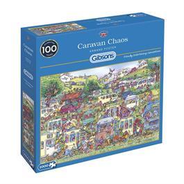 Caravan Chaos Jigsaw 1000pc thumbnail