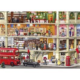 Retail Therapy Jigsaw 1000pc Thumbnail Image 1