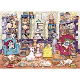 Bark's Books Jigsaw 1000pc Thumbnail Image 1