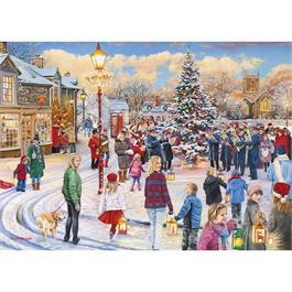 Christmas Chorus Jigsaw 1000pc thumbnail