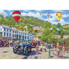 Matlock Bath Jigsaw 1000pc Thumbnail Image 1