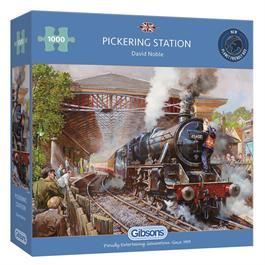 Pickering Station Jigsaw 1000pc Thumbnail Image 0