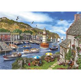 Lighthouse Bay Jigsaw 1000pc Thumbnail Image 1