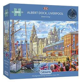 Albert Dock Liverpool Jigsaw 1000pc thumbnail
