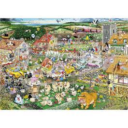 I Love Spring Jigsaw 1000pc Thumbnail Image 1