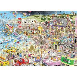 I Love Summer Jigsaw 1000pc Thumbnail Image 1