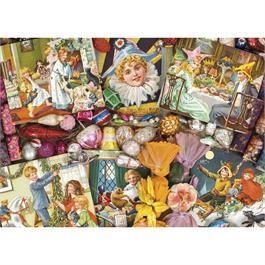 Christmas Festive Fun Jigsaw 1000pc Thumbnail Image 1
