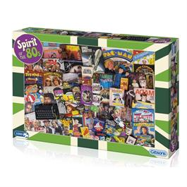 Spirit of the 80s Jigsaw 1000pc Thumbnail Image 0