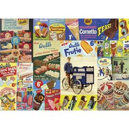 Vintage Walls Jigsaw 1000pc Thumbnail Image 1