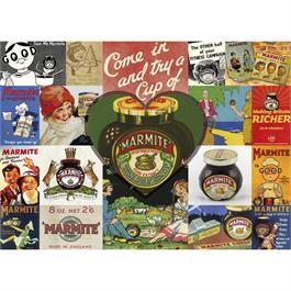 Vintage Marmite Jigsaw 1000pc Thumbnail Image 1