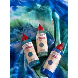 Talens Art Creation Tie Dye Set 3x85ml Blue Thumbnail Image 4