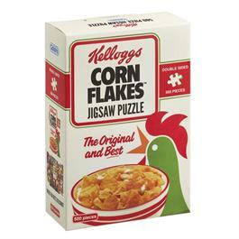 Kellogg's Cornflakes Jigsaw 500pc thumbnail
