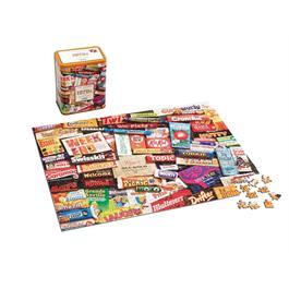 1970s Sweet Memories Gift Tin - Jigsaw 5 Thumbnail Image 2