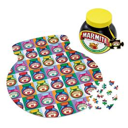 Marmite Double Sided Jigsaw Puzzle 500pc Thumbnail Image 2