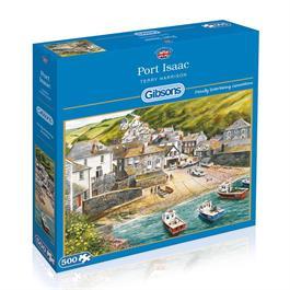Port Isaac Jigsaw 500pc thumbnail