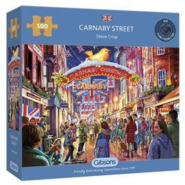 Carnaby Street Jigsaw 500pc thumbnail