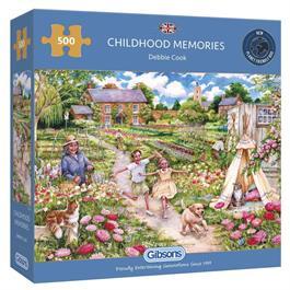 Childhood Memories Jigsaw 500pc thumbnail