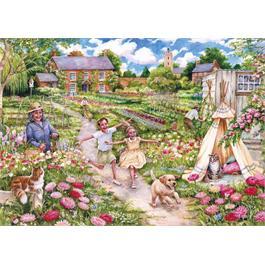 Childhood Memories Jigsaw 500pc Thumbnail Image 1