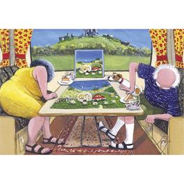 The Missing Piece Jigsaw 500pc Thumbnail Image 1