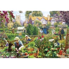 Green Fingers Jigsaw 500pc Thumbnail Image 1