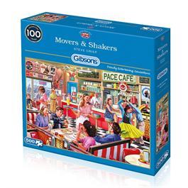 Movers & Shakers Jigsaw 500pc thumbnail