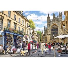 Bath Jigsaw 500pc Thumbnail Image 1