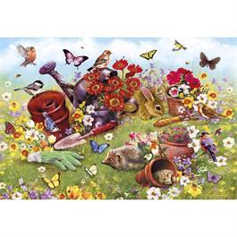 In the Garden Jigsaw 500pc thumbnail