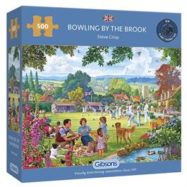 Bowling by the Brook Jigsaw 500pc thumbnail