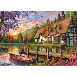 Waiting for Supper Jigsaw 500pc Thumbnail Image 1