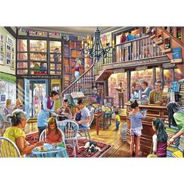 StoryTime 500XL Piece Jigsaw Puzzle Thumbnail Image 1