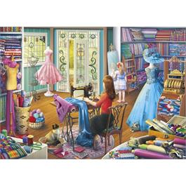 The Dressmaker's Daughter Jigsaw 500XLpc Thumbnail Image 1
