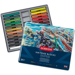 Inktense Block Tin of 24 thumbnail