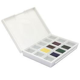 Daniel Smith Watercolour FLORAL Half Pan set of 6 Thumbnail Image 1