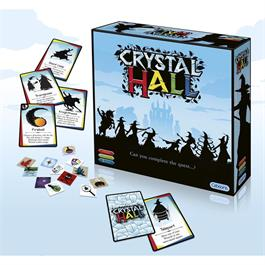 Crystal Hall Family Game thumbnail