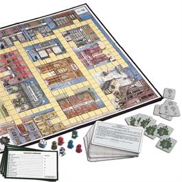 221B Baker Street Sherlock Holmes Family Game Thumbnail Image 2