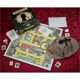221B Baker Street Sherlock Holmes Family Game Thumbnail Image 3