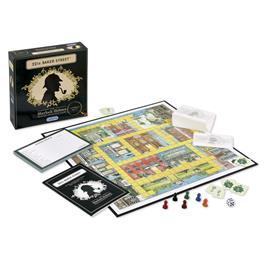 221B Baker Street Sherlock Holmes Family Game Thumbnail Image 1
