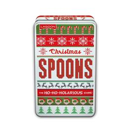 Christmas Spoons Game (Tin) thumbnail