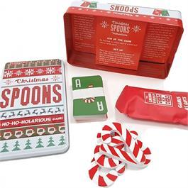Christmas Spoons Game (Tin) Thumbnail Image 1