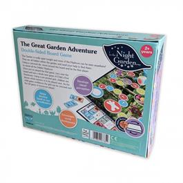 In the Night Garden - The great Garden Adventure Board Game Thumbnail Image 1