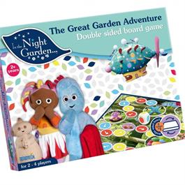 In the Night Garden - The great Garden Adventure Board Game thumbnail