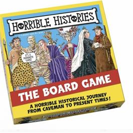 Horrible Histories the Board Game thumbnail
