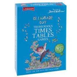 Billionaire Boy's Tremendous Times Table thumbnail