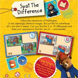 Paddington Spot The Difference Game Thumbnail Image 1