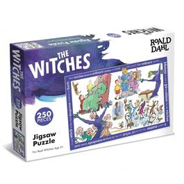 Roald Dahl The Witches Jigsaw Puzzle 250 Piece thumbnail
